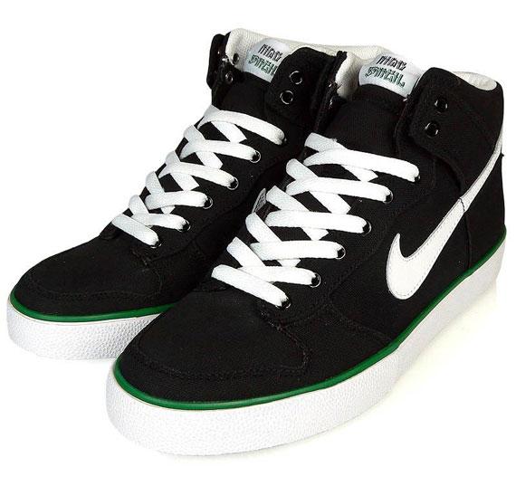 air jordan trunner - Nike Dunk High AC - Brazil - Black - White - Pine Green ...