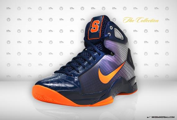 Nike Hyperdunk - Syracuse University PE - SneakerNews.com 7c707931f38a