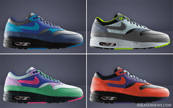 nike air max 1 colors