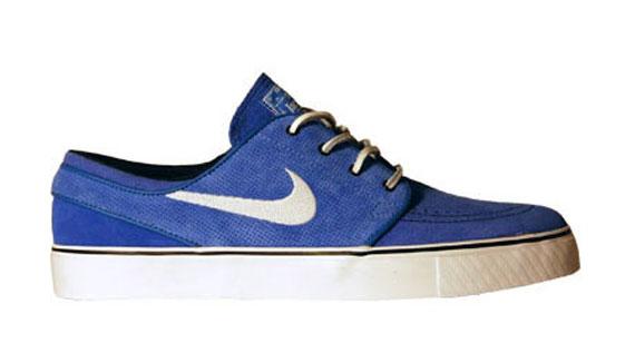 ea996a7b6522 Nike SB Stefan Janoski - Pacific Blue - White