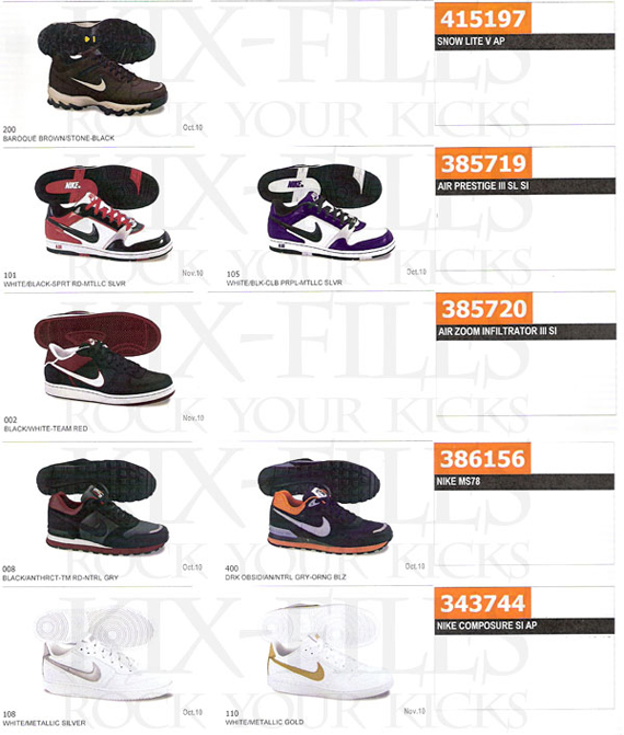 ... Nike Sportswear Holiday 2010 collection. Images ... bb5754b691