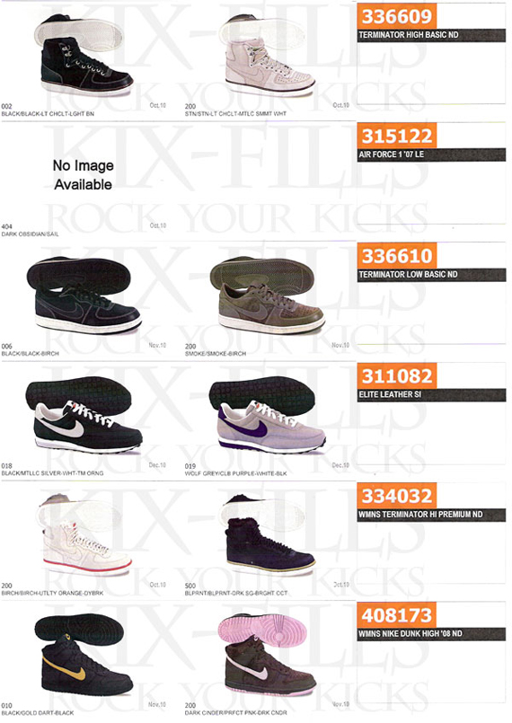 Nike Sportswear Holiday 2010 Preview - Page 2 of 2 - SneakerNews.com 6891a0501