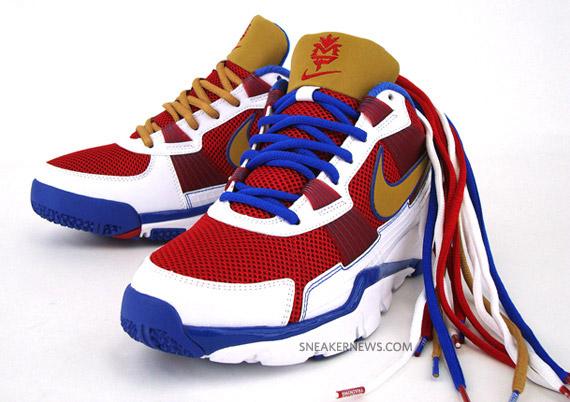 Buscar Insistir Geografía  Nike Trainer SC 2010 - Manny Pacquiao PE - Available on eBay -  SneakerNews.com
