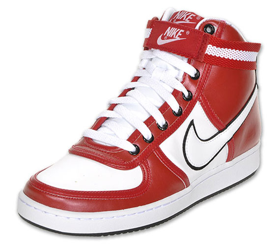 Nike Vandal High - Red - White - Black - SneakerNews.com