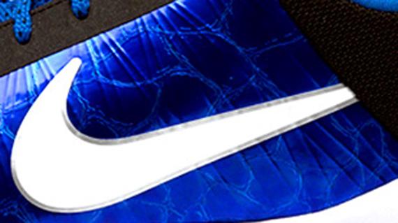 online retailer e030d 45cc9 Nike Zoom Kobe V (5) – Varsity Royal – Black – White