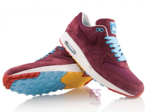 Parra x Patta x Nike Air Max 1 Release Info