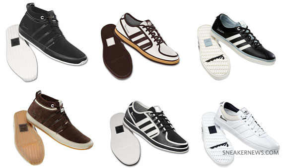 Adidas x Vespa Scooter Shoe