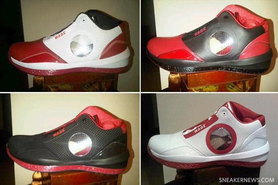 Air Jordan 2010 Dwyane Wade PE Collection