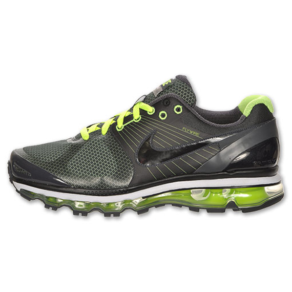 air max 2010 nere