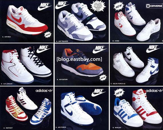 e44426ac7be Eastbay 1987 Catalog Flashback - SneakerNews.com