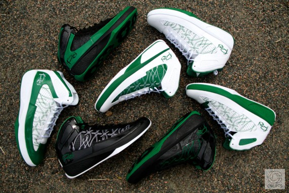 ray allen shoe collection