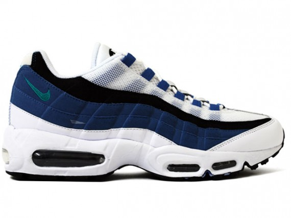 clearance sale where can i buy new product Nike Air Max 95 - Blue Slate - Summer 2010 - SneakerNews.com