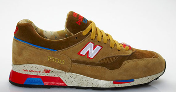 the new balance 1500 camel