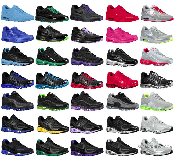 Nike Air Max - Air Attack Pack   Available - SneakerNews.com