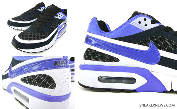 new concept ffd59 c7447 Nike Air BW Gen II - Black - Persian Violet   Available on eBay ...