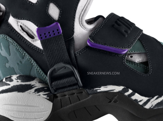 low priced 2b324 1cea5 Nike Air Carnivore - Light Zen Grey - Black - Oxidized Green   Available on  eBay - SneakerNews.com
