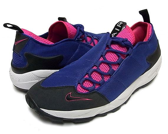 Nike Air Footscape Footscape Air Azul Rosa Slocog 8d14e3