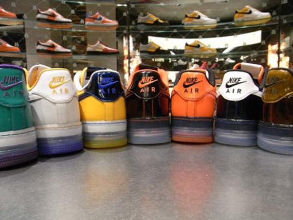 best service da806 65045 Nike Air Force 1 Low iD - New Options   Nike Harajuku - SneakerNews.com