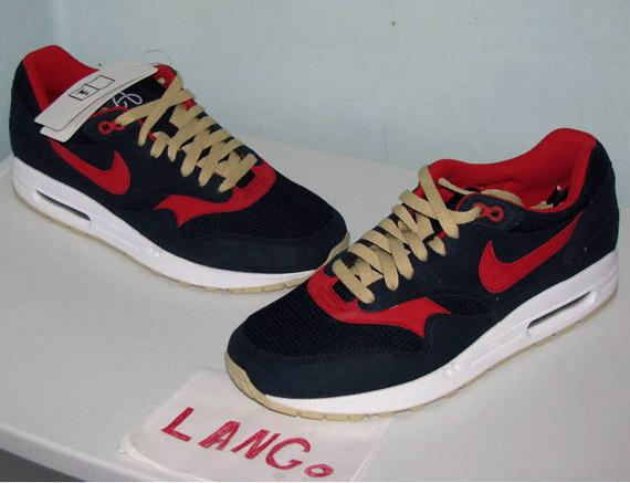 nike air max 1 omega pack trainers