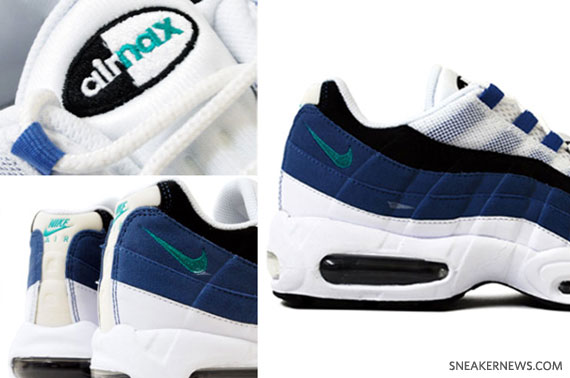 Nike Air Max 95 Blue White