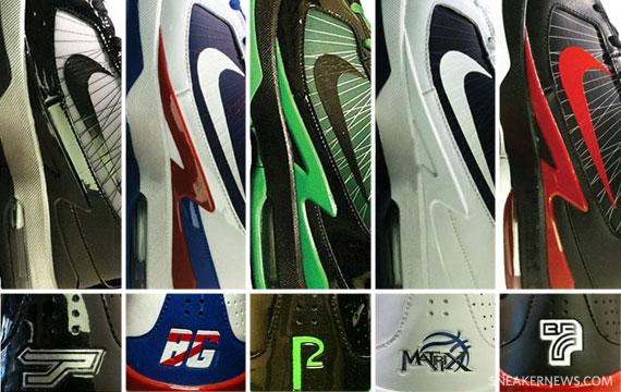 Nike Air Max Hyperfly Supreme - NBA PE Pack - SneakerNews.com 8274ed373e