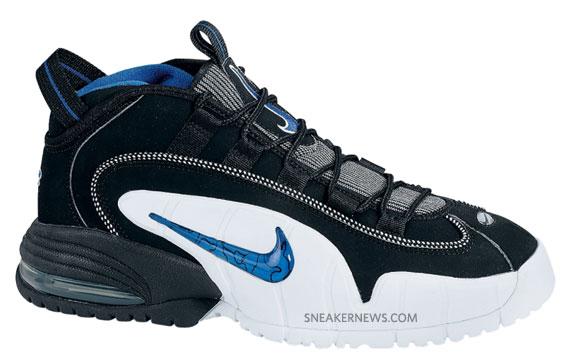 huge selection of dbf4c f2fa2 Nike Air Max Penny 1 – Orlando + Phoenix   Spring 2011