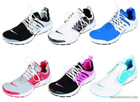 Nike Presto - Summer 2010 - Foot Locker Exclusives - SneakerNews.com 5d5c2c9b1dfd