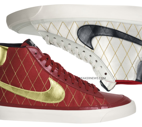 super popular 613e3 e9a74 Nike Blazer Mid Un Supreme   Fall 2010 durable service