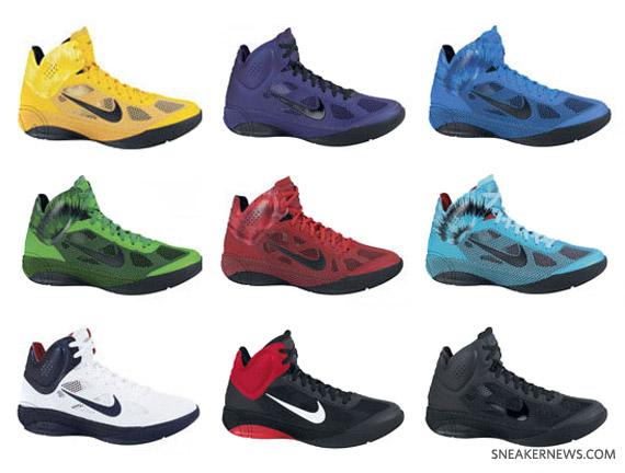 oficjalny dostawca na sprzedaż online klasyczny Nike Hyperfuse - Fall 2010 Colorways - SneakerNews.com