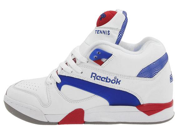 Reebok Bomba Zapatos Blancos SlBtp0a