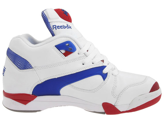 b71389463ab Reebok Court Victory Pump - White - Royal - Crimson - SneakerNews.com
