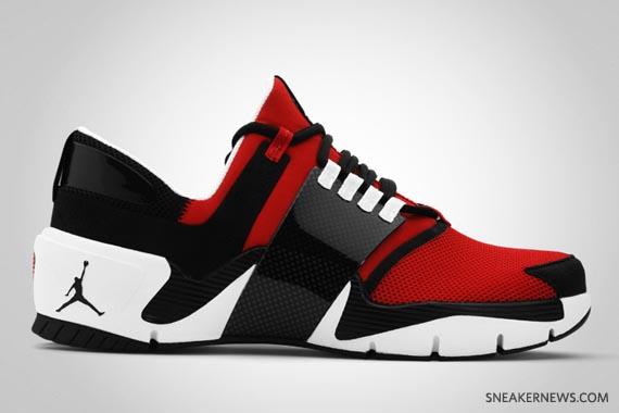Jordan Alpha Trunner Style  407582-601. Color  Varsity Red White-Black 37eae5c70f