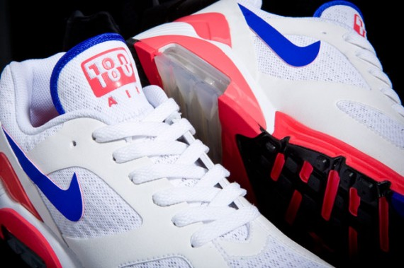 premium selection f56b7 9e1a7 Nike Lunar Air 180 – White – Ultramarine