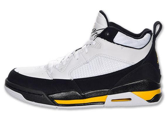 cac2f35e038 Air Jordan Flight 9 - White - Black - Varsity Maize - SneakerNews.com