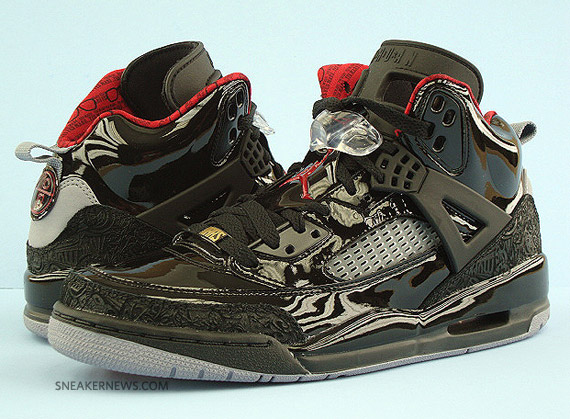 brand new 32af6 2092b Air Jordan Spiz ike - Stealth XX Inspired   Available on eBay -  SneakerNews.com