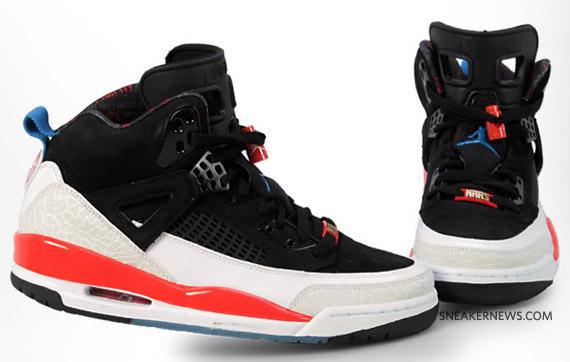 Air Jordan Spiz'ike - Infrared
