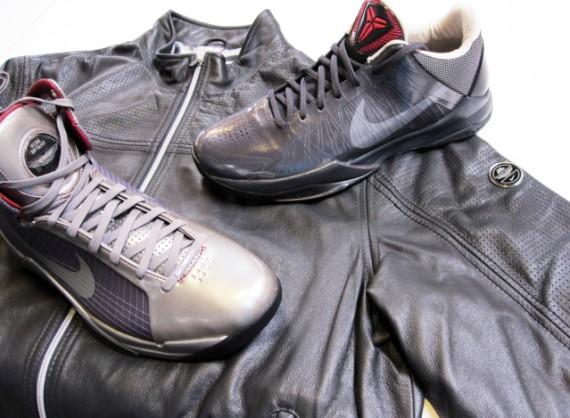Aston Martin x Kobe Bryant x Nike BB10 Jacket