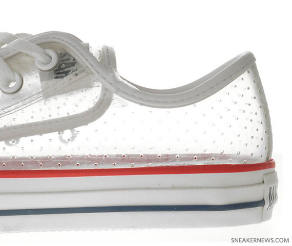 clear converse shoes