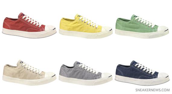 Converse Jack Purcell Garment Dye - SneakerNews.com ba82f1a2e489