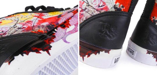 Hannah Stouffer x Vans Wellesey – Obsessive Combustion
