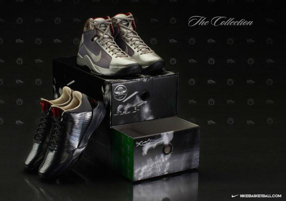 Aston Martin x Kobe Bryant x Nike - 'I