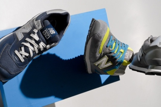 New Balance ML574 '3M' Collection – S/S 2010
