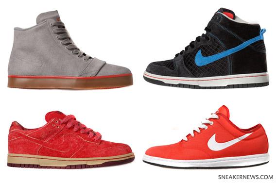 footwear nike