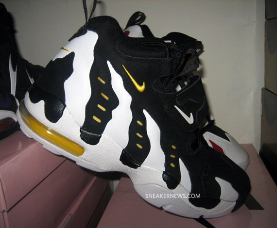 aaa51e0081 Nike Air DT Max 96 LE - Black - White - Varsity Maize | Holiday 2010 ...