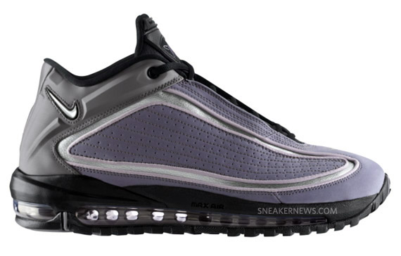 Nike Air Griffey Max GD II Cool Grey Black