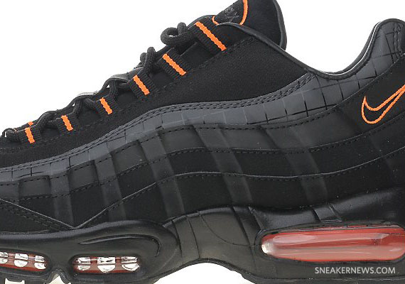 Nike Air Max 95 White Orange