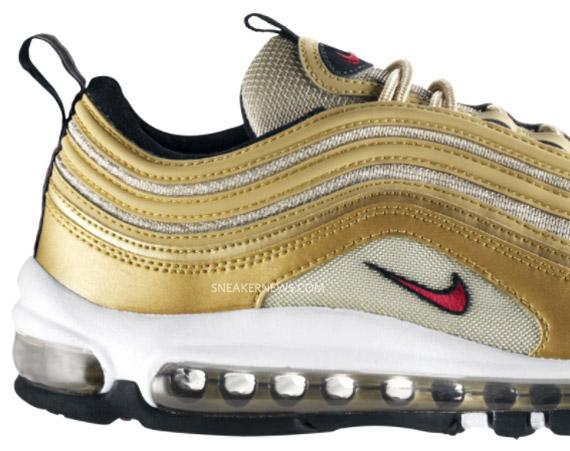 Nike Air Max 97 Gold Medal