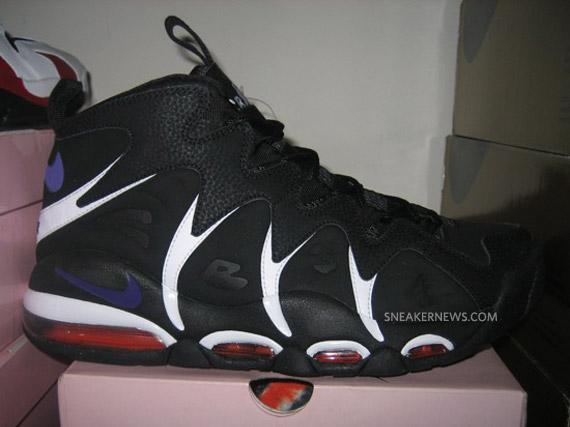 e427c370beba Nike Air Max CB34 - Black - Club Purple - Team Orange