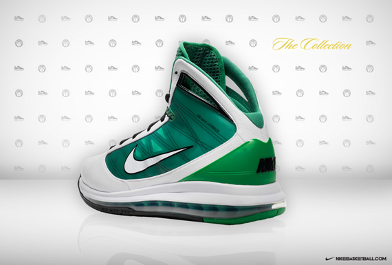 d19a368f483 85%OFF Nike Air Max Hyperize Nate Robinson Home + Away PE s ...