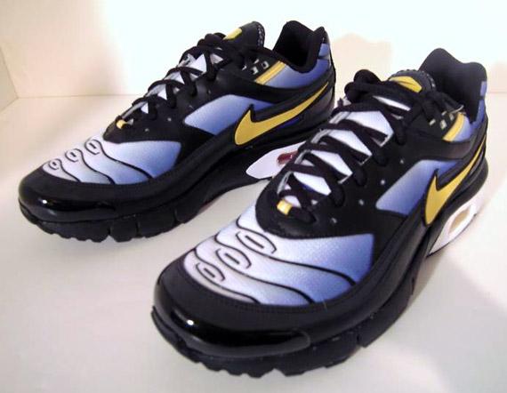 Nike Air Max Modular 98 SI Black White Blue